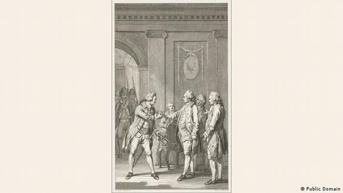 Massaker von Batavia Van Imhoff