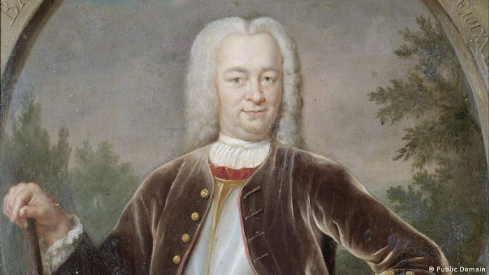 Massaker von Batavia Gemälde Gustaaf Willem van Imhoff
