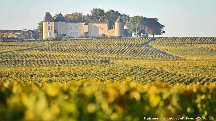 Frankreich Chateau d'Yquem
