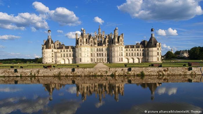 Frankreich Loire-Schloss Chateau de Chambord