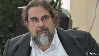 Грецький богослов Танассіс Папатанассіу