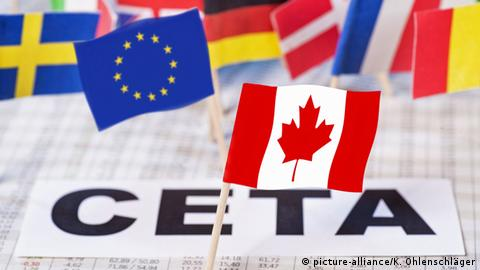 German Activists Have Launched The Countrys Largest Ever Civil Lawsuit In Protest Of A Planned Free Trade Agreement Between The Eu And Canada