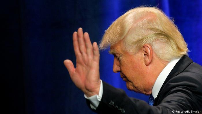 USA New Hampshire Donald Trump