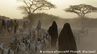 Afrika Kenya Dagahaley Camp