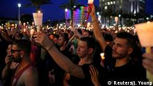 USA Trauerfeier nach Attentat in Orlando