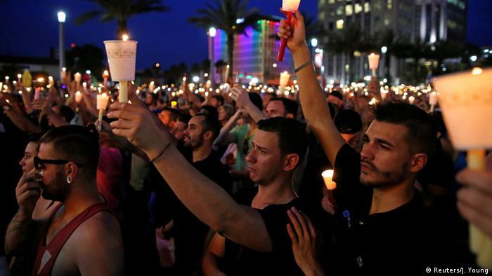 USA Trauerfeier nach Attentat in Orlando