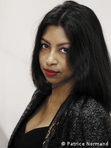 Autor Shumona Sinha, winner of the Eighth Internationaler Literatur Prize. © Patrice Normand