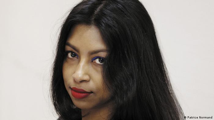 Autorin Shumona Sinha 8. Internationaler Literaturpreis