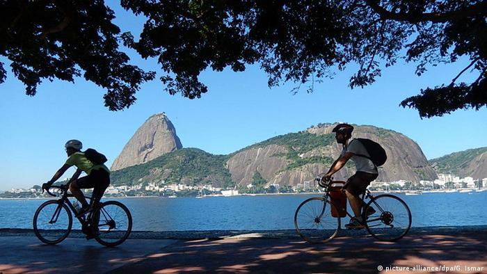 Meldung Rio Brasilien Fahrrad Tour