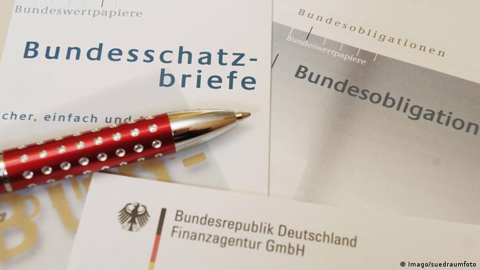 Германия впервые продает 30-летние займы под негативные проценты