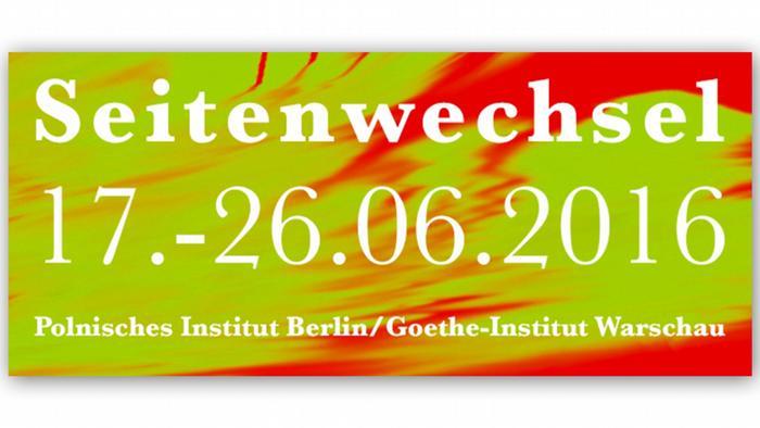 Polnisches Institut Berlin - Projekt Seitenwechsel