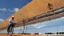 Ain Beni Mathar Marokko Solarkraftwerk Oujda