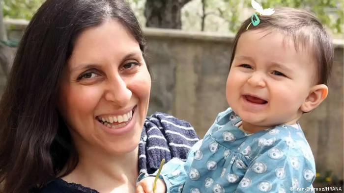 Nazanin Zaghari-Ratcliffe (Iran-Emrooz/HRANA)