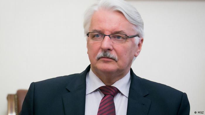 Interview mit Witold Waszczykowski