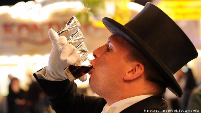 Deutschland Schützenfest in Hannover - Bruchmeister