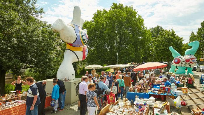 Zehn Gründe für Hannover Flohmarkt