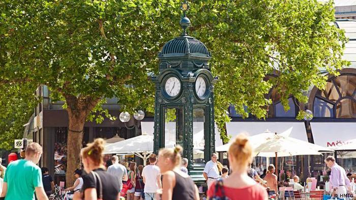 Zehn Gründe für Hannover Kröpcke Uhr