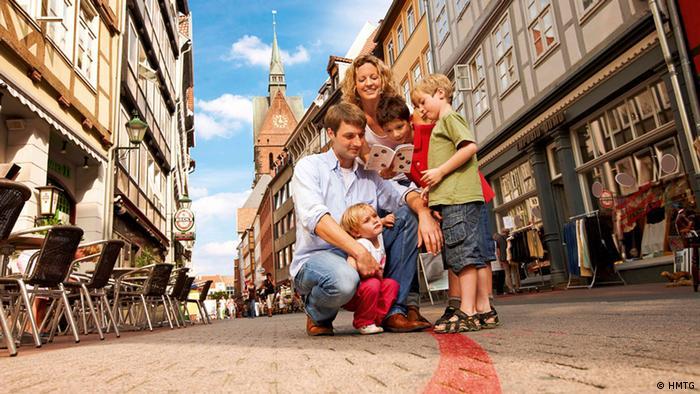 Zehn Gründe für Hannover roten Faden