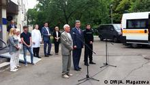 Ukraine Kiew PK Soloschenko und Afanasjew