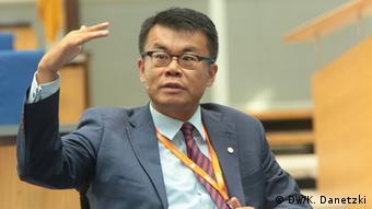 Anbin Shi GMF 2016 China Panel