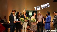 Aufgenommen am 14. Juni 2016 47 | The Bobs Award Ceremony Copyright: DW/M. Müller