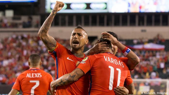 USA Copa America Chile vs. Panama in Philadelphia