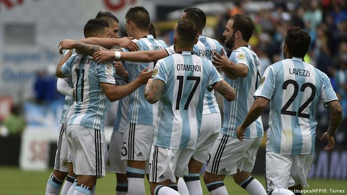 USA Copa America Centenario 2016 Argentinien - Bolivien
