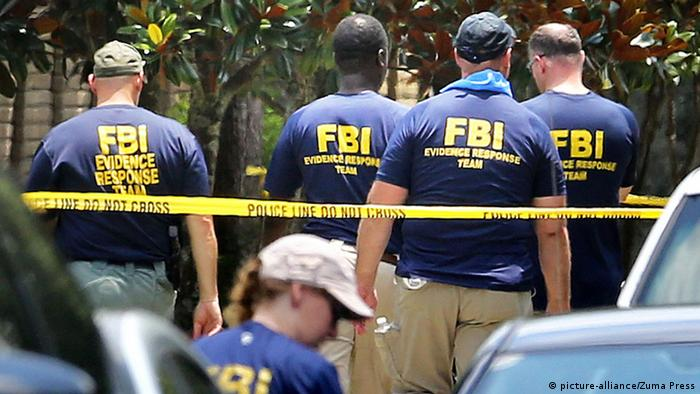USA FBI Ermittler in Orlando
