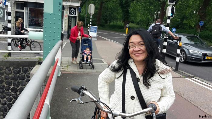 Anky Padmadinata, Indonesierin in Aachen