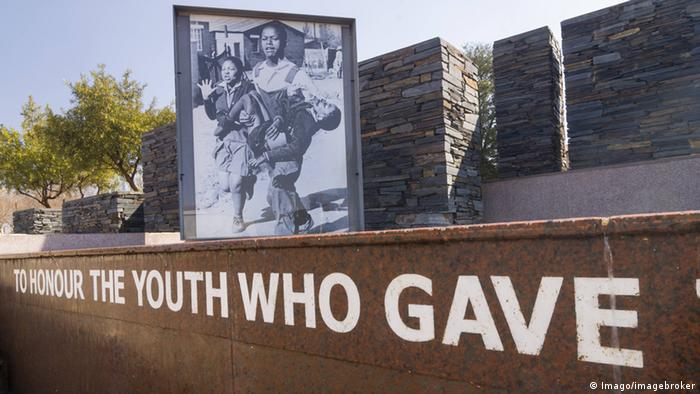 Hector Pieterson memorial in Soweto