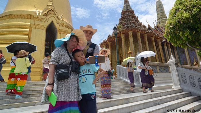 Thailand's best known and most popular tourist attraction: The Royal Palace