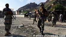 Afghanistan Grenzpolizei Grenze zu Pakistan