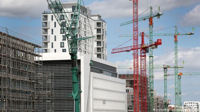 Deutschland Wohnungsbau