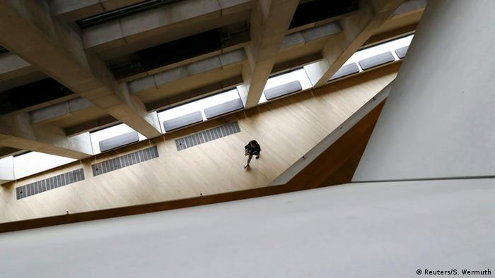 Das Switch House im Tate Modern Museum in London (Foto: Reuters)