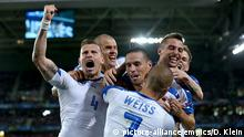 Euro 2016 Russland vs Slowakei Jubel