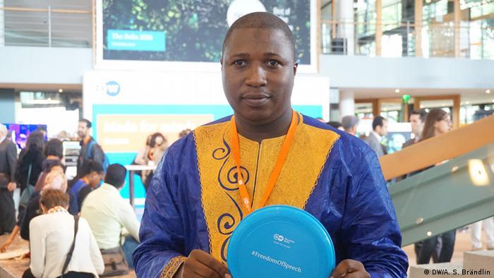 GMF Freedom of Speech Boureima Salouka
