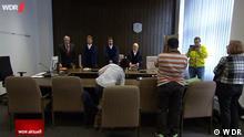 Screenshot WDR Webvideo Bin Ladens Ex-Leibwächter wird nicht abgeschoben