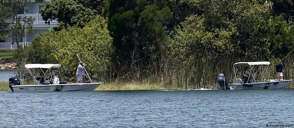 Lago onde ataque aconteceu faz parte de resort da Disney