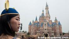 China Disney eröffnet Vergnügungspark in Shanghai