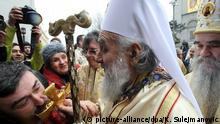 Serbien Kirche neuer Patriarch Irinej Gavrilovic