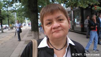 Виконавча директорка Центру стратегічних досліджень та реформ Галина Шеларь