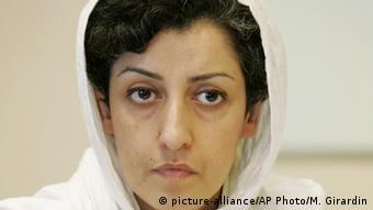Narges Mohammadi (picture-alliance/AP Photo/M. Girardin)
