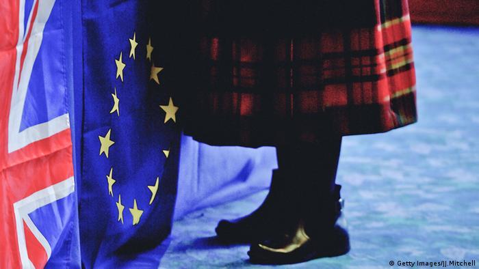 İskoçya parlamentosunda referandum oylaması