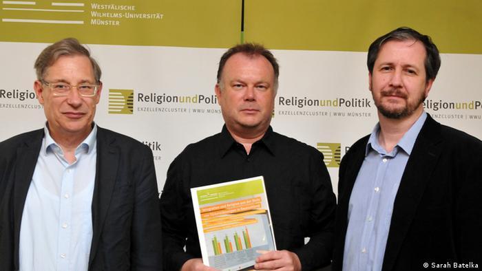 Autoren der Studie Integration und Religion aus Sicht Türkeistämmiger