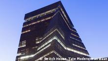Tate Modern HdM London Großbritannien
