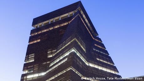 Tate Modern HdM London Great Britain (Switch House, Tate Modern/Iwan Baan)