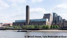 Tate Modern building in London