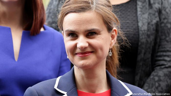 Die ermordete Labour-Politikerin Jo Cox (Foto: Reuters/Yui Mok/Press Association)