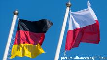Fahnen Deutschland Polen