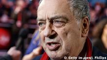 ARCHIV 2015*******LONDON, ENGLAND - OCTOBER 10: Director Stephen Frears attends the 'The Program' screening, during the BFI London Film Festival, at Vue Leicester Square on October 10, 2015 in London, England. (c) Getty Images/J. Phillips